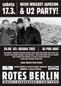 U2 Party - 17. 3. 2007